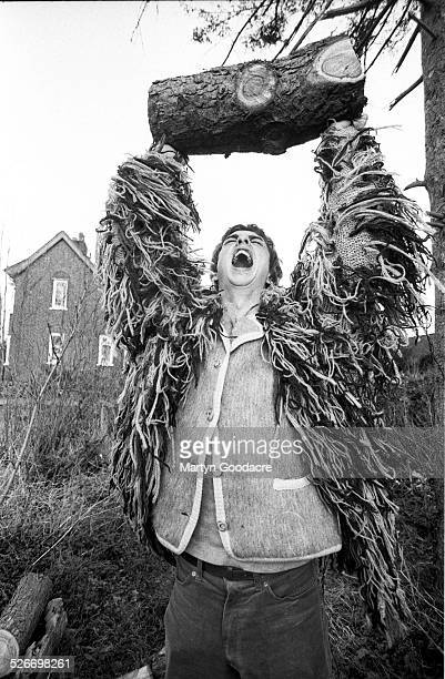 Portrait of Danny Goffey of Supergrass, Oxford, United Kingdom, 1994.