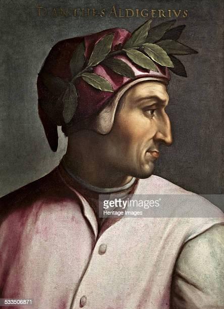 Portrait of Dante Alighieri 15661568 Found in the collection of Galleria degli Uffizi Florence