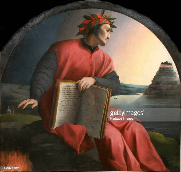 Portrait of Dante Alighieri Private Collection
