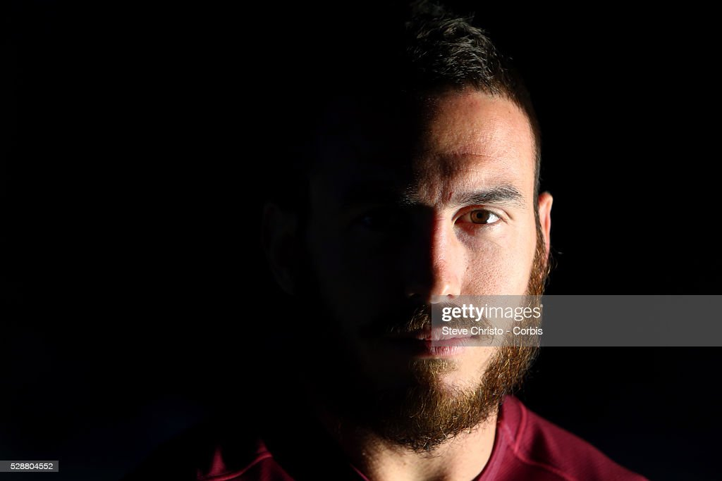 Portrait of Darius Boyd at the Gold Coast, Queensland, Australia. Tuesday 21st May 2014.