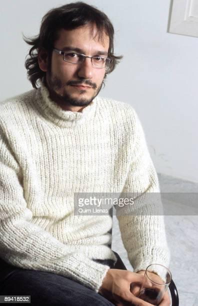 Portrait of David Serrano scriptwriter