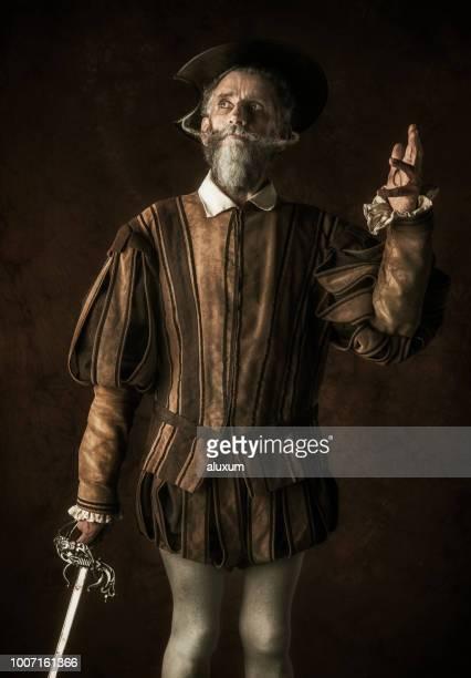 Retrato de Don Quijote