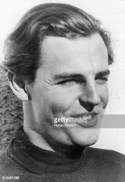 A portrait of Donald McLean who was influenced by Communism at Cambridge University and having entered the Diplomatic Service in 1935 became a...