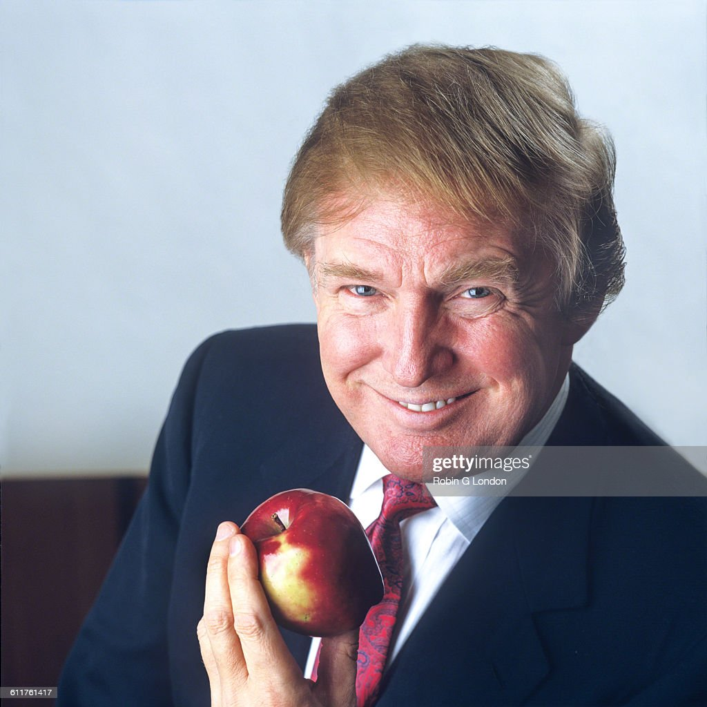 Donald J. Trump, Taking Over The Big Apple : News Photo