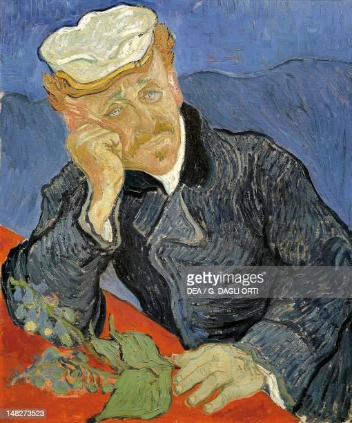 Portrait of Dr Gachet by Vincent van Gogh Paris Musée D'Orsay