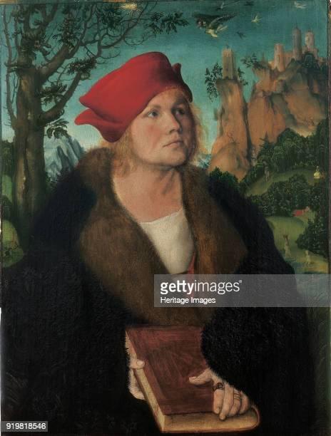 Portrait of Dr Johannes Cuspinian circa 15021503 Found in the collection of Museum Oskar Reinhart Winterthur