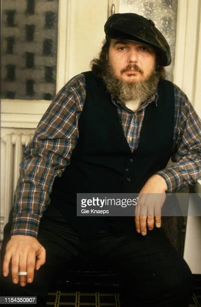 Portrait of Dr John, Beursschouwburg, Brussels, Belgium, 1st April 1989.