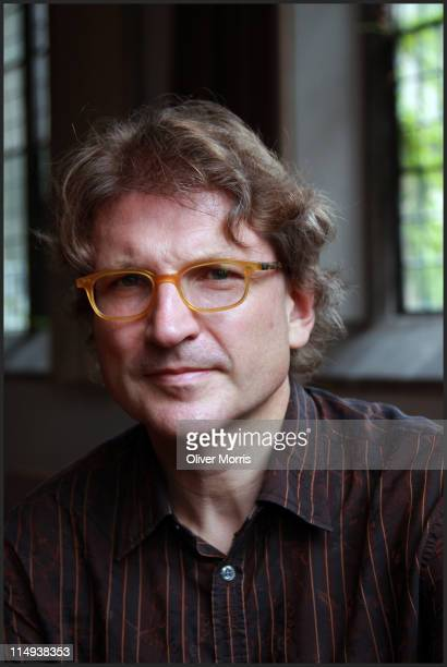 Portrait of Dr Nigel Smith Professor of English and CoDirector of the Center for the Study of Books and Media at Princeton University poses in August...