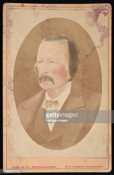 Portrait of Dr. Thomas M. Logard, 1873. Artist Reed & Co.