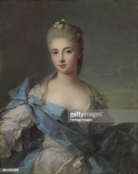 Portrait of Duchesse de la Rochefoucauld From a private collection