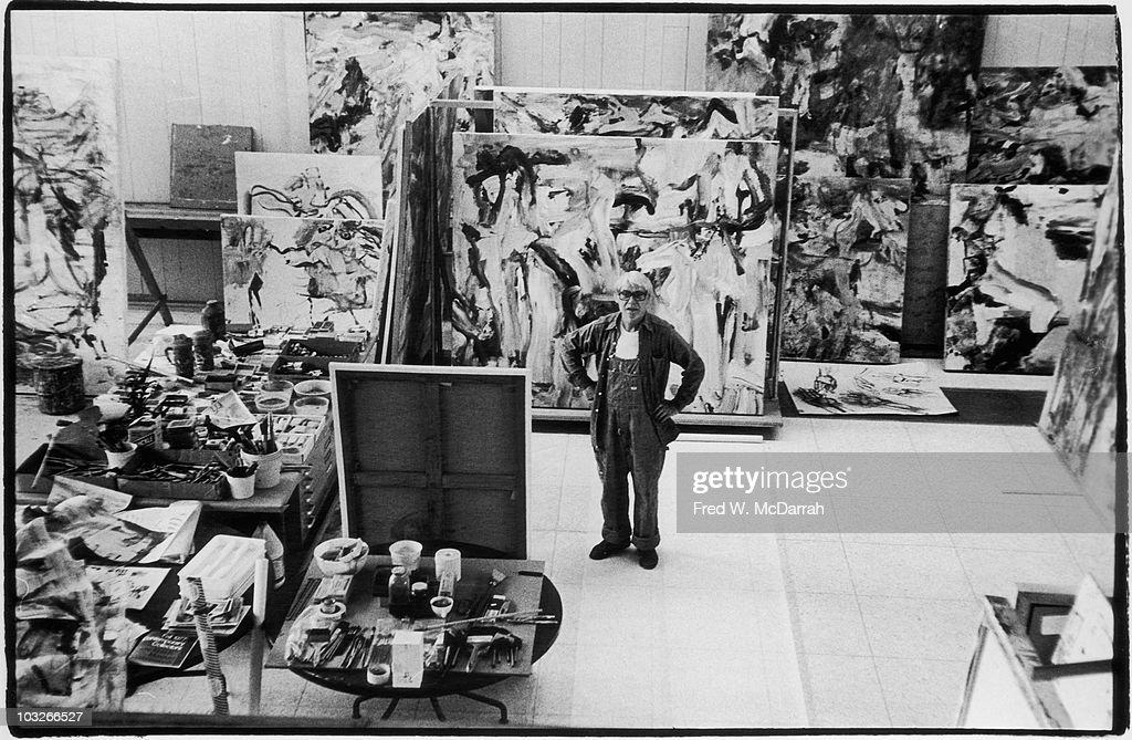 In Profile: Willem De Kooning