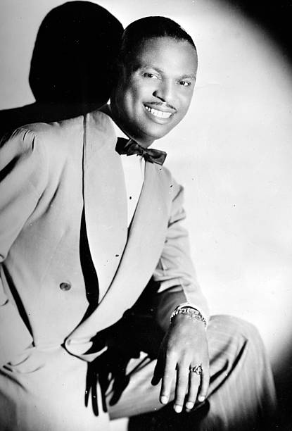Earl Hines Portrait