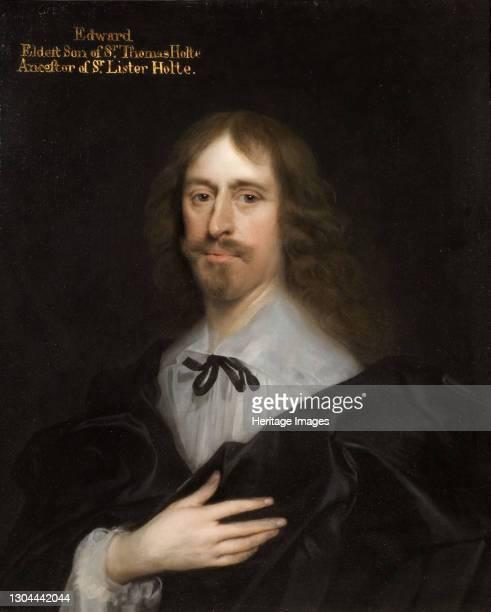Portrait of Edward Holte, 1636. Artist Cornelis Janssens van Ceulen.