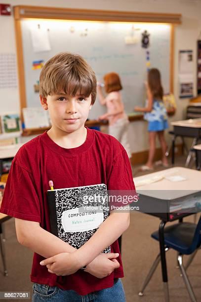 Portrait of Elementary School Student