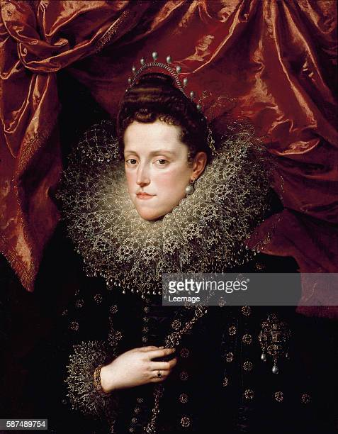 Portrait of Eleonora de'Medici by Frans Pourbus the Younger Florence Palazzo Pitti