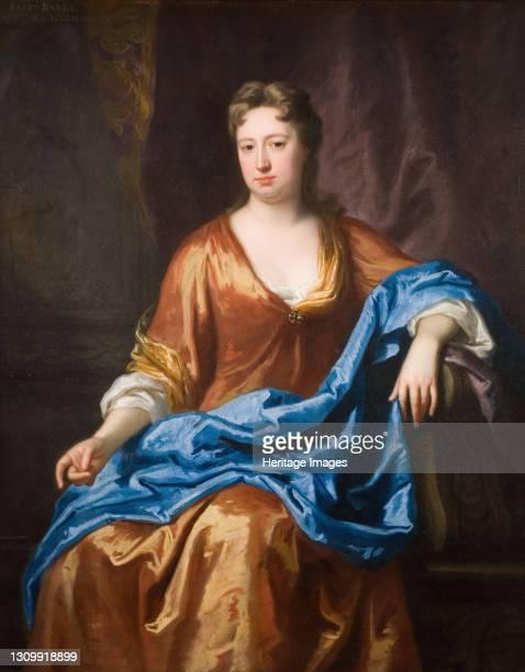 Portrait Of Elizabeth 1st Countess Of Aylesford, 1720. Artist Jonathan Richardson the Elder. .