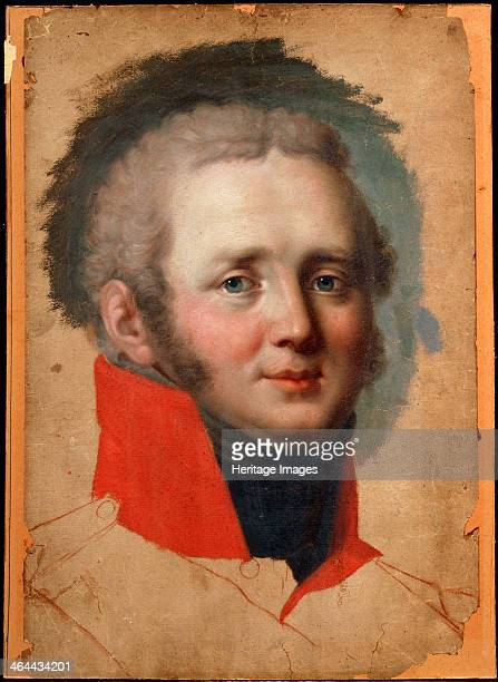 'Portrait of Emperor Alexander I' 1800s Alexander ascended to the throne in 1801 after the murder of his father Paul I He was initially a liberal and...