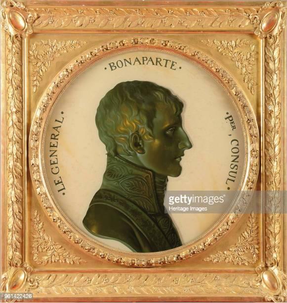 Portrait of Emperor Napoléon I Bonaparte as First Consul of France, 1799-1801. Private Collection.