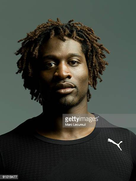 Paul Sackey Portrait Session