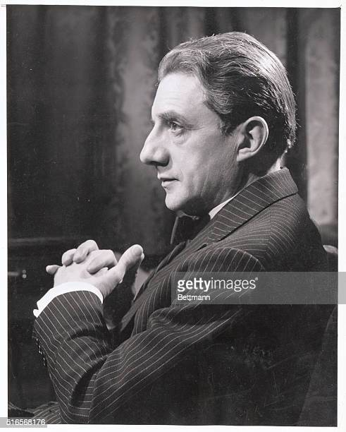 Portrait of English cellist and conductor, John Barbirolli Barbirolli conducted the New York Philharmonic Orchestra from 1937-1947, and the Houston...