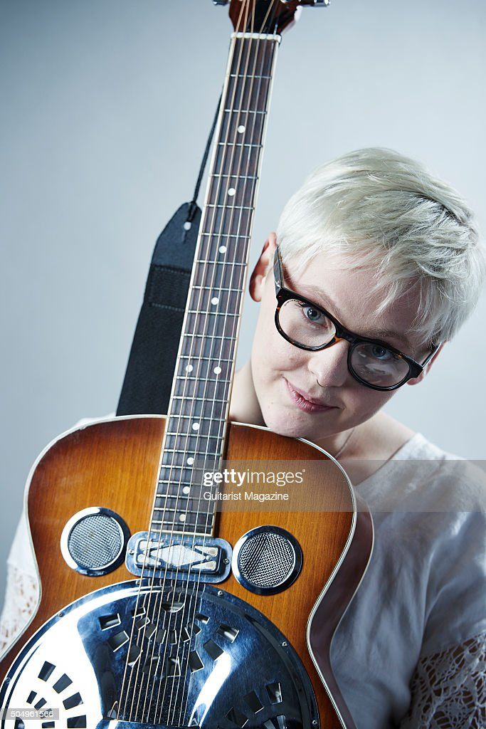 Laura Marling Portrait Shoot