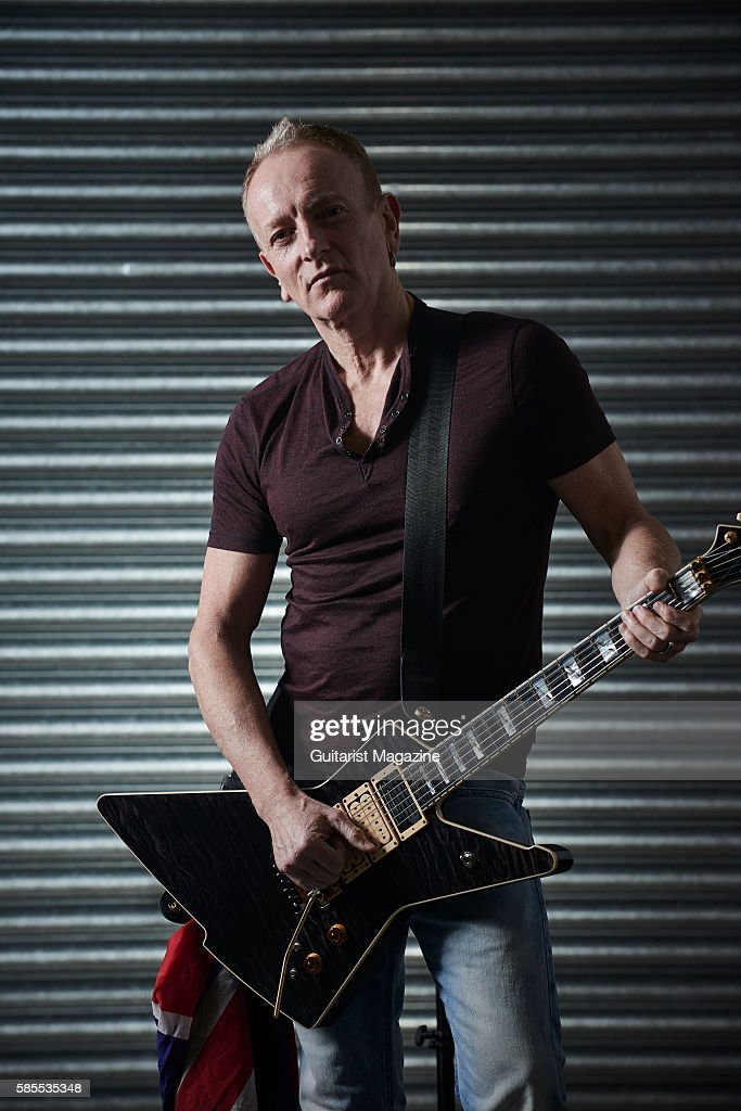 Def Leppard, Whitesnake And Black Star Riders Portrait Shoot, Cardiff : News Photo