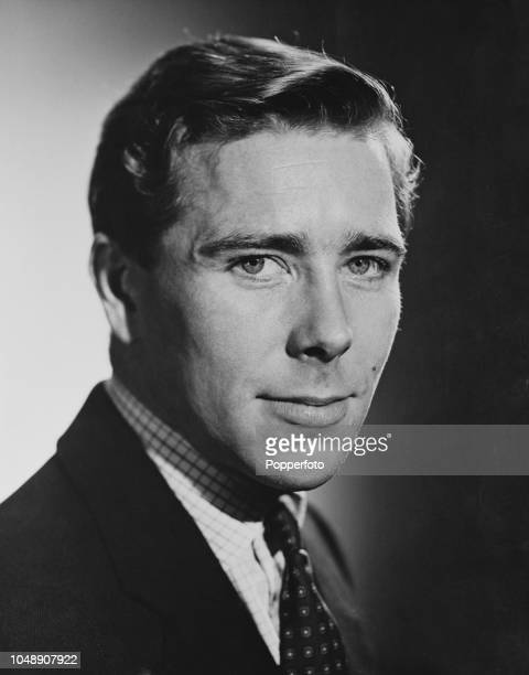 Portrait of English photographer Antony Armstrong-Jones in 1960, the year he would marry the Queen's sister Princess Margaret.