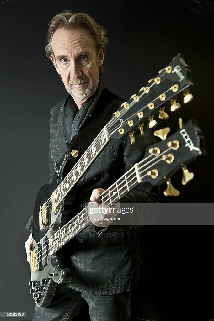 Mike Rutherford Portrait Shoot