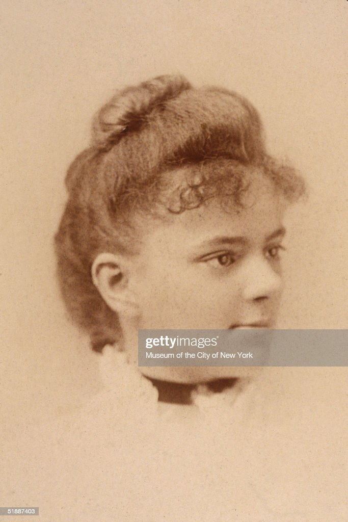 Portrait Of Elizabeth Blackwell : News Photo