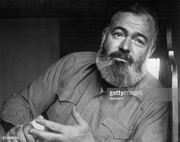 repetition in hemingway's short story cat A brief survey of the short story part 34: ernest hemingway while the repetition charles may describes this story as the best example of hemingway's.