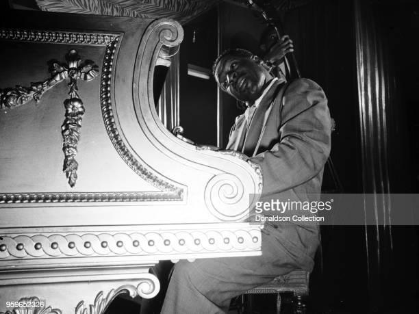 Portrait of Erroll Garner New York NY between 1946 and 1948