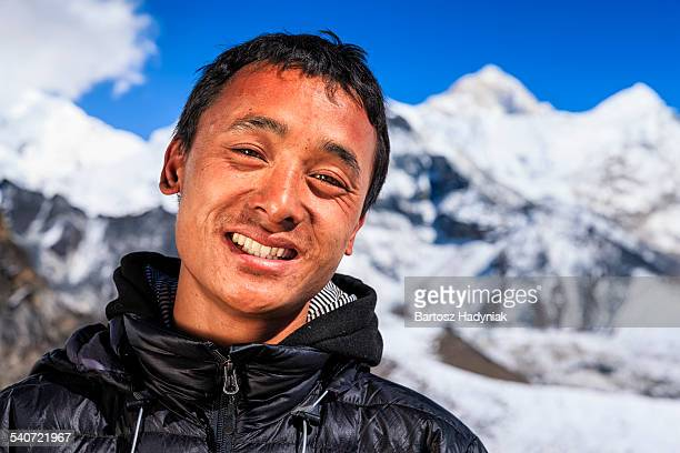 "Portrait of ""Everest Sherpa"""