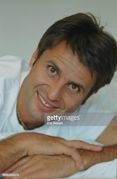 Portrait of Fabrice Santoro