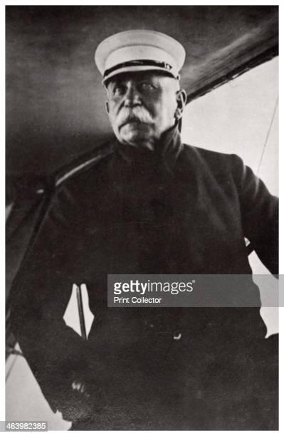 Portrait of Ferdinand Graf von Zeppelin early 20th century Ferdinand Adolf Heinrich August Graf von Zeppelin German general airship manufacturer and...