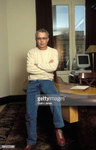 Portrait of Ferran Torrent writer