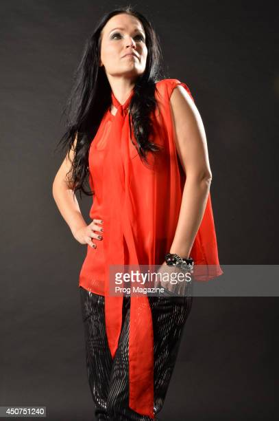 Portrait of Finnish singer-songwriter Tarja Turunen, taken on June 12, 2013. Turunen is best known as a former vocalist with symphonic metal group...