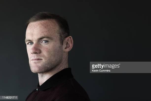 Portrait of footballer Wayne Rooney, United Kingdom, 24th September 2014.