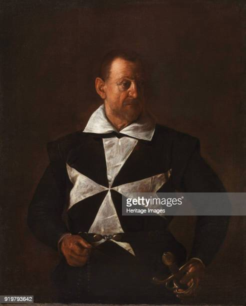 Portrait of Fra Antonio Martelli 1608 Found in the collection of Palazzo Pitti Florence