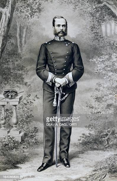 Portrait of Franz Joseph I of Austria , Emperor of Austria and King of Hungary. Vienna, Historisches Museum Der Stadt Wien