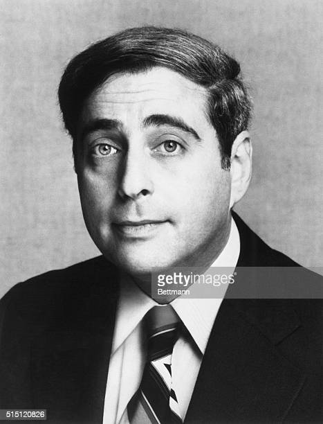 Portrait of Fred Silverman President of ABC entertainment