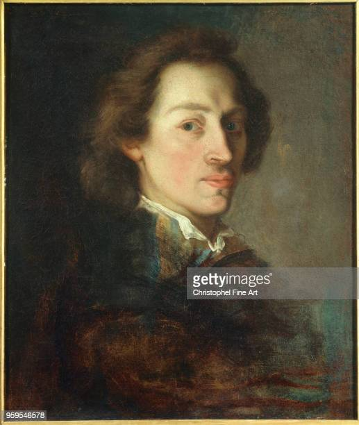Portrait of Frederic Chopin composer Scheffer Ary Castles of Versailles and Trianon Poland