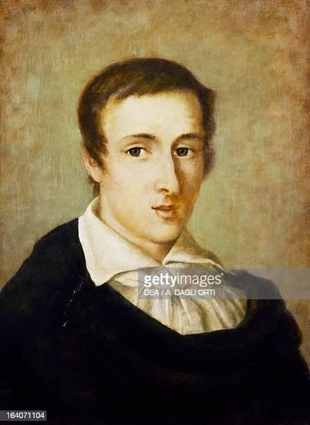 Portrait of Frederic Chopin Polish pianist and composer Zelazowa Wola Dom Urodzenia Fryderyka Chopina W Zelazowej Woli