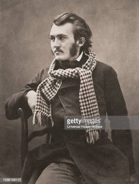 Portrait of French artist Paul Gustave Louis Christophe Dore 18321883 taken circa 1855 by French photographer GaspardFelix Tournachon 18201910 better...