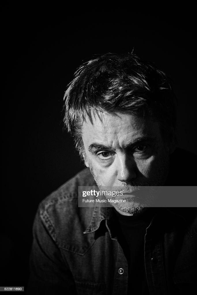 Jean Michel Jarre Portrait Shoot