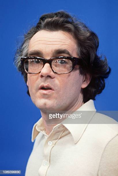 Portrait of French musician and composer Michel Legrand taken during the recording of the ORTF show in Paris on January 21 1970 Gifted music he will...