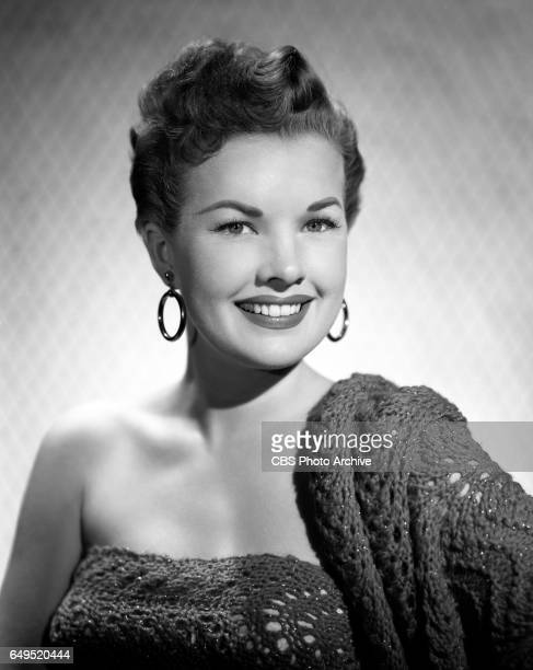 Portrait of Gale Storm She portrays Margie Albright in the CBS television program My Little Margie Image dated November 10 1954 Hollywood CA