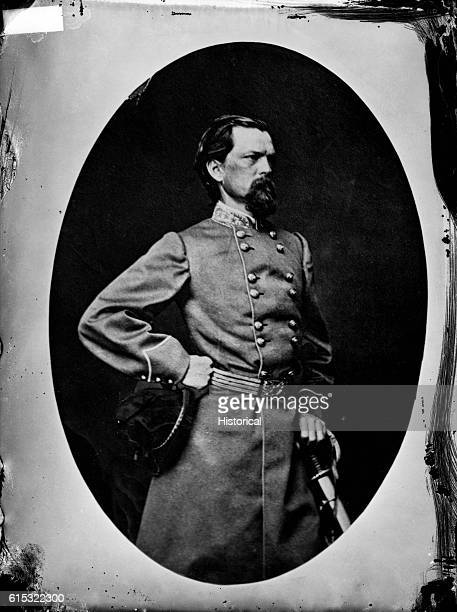 Portrait of General John Brown Gordon a Confederate officer during the American Civil War