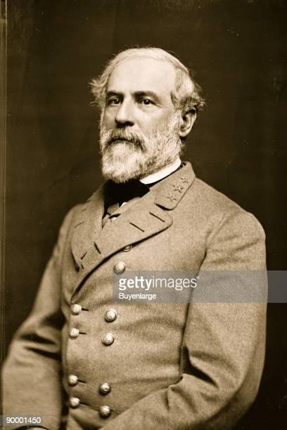 Portrait of General Robert E Lee CSA