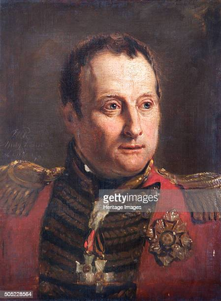 Portrait of General Rowland Hill British soldier 1821 A Peninsular War veteran and accomplished commander in his own right Hill commanded the II...