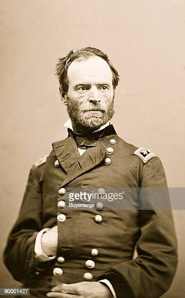 Portrait of General William Tecumseh Sherman